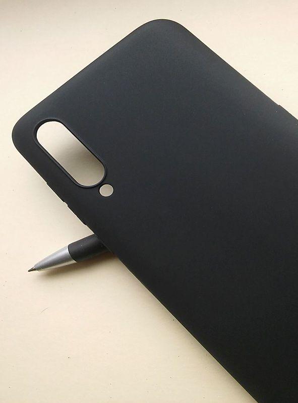 Pouzdro Jelly Case Xiaomi Mi 9 - Matt - černé