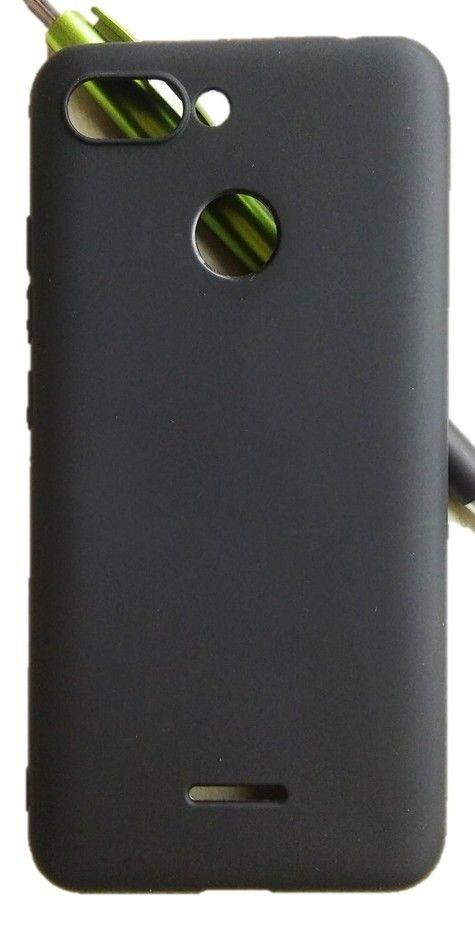 Pouzdro Jelly Case Xiaomi Redmi 6 - Matt - černé