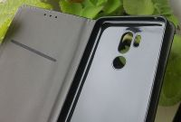 Pouzdro na LG G7 - Flip Case magnet - černé
