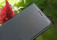 Pouzdro Sligo Smart pro Samsung A30 Magnet černé