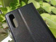 Pouzdro Sligo Smart pro Samsung A50 A505 Magnet černé Sligo Case