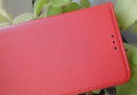 Pouzdro Sligo Smart na Samsung A80 / A90 Power Magnet - červené