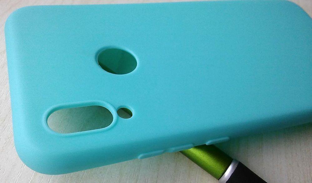 Pouzdro Jelly Case na Huawei Mate 10 Lite - Matt - barva máty