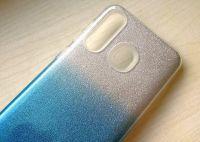 Pouzdro Blink Case pro Samsung A50 A505 - Ombre modré