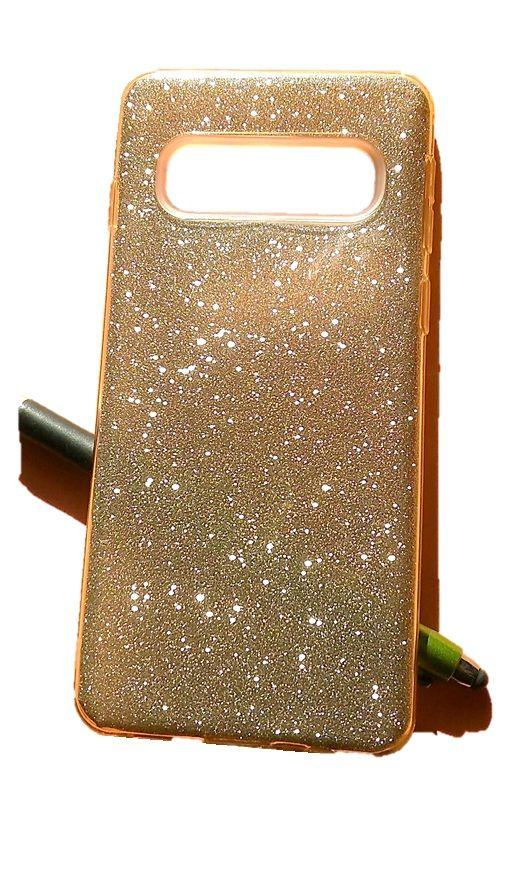 Pouzdro Blink Case pro Samsung S10 - zlaté