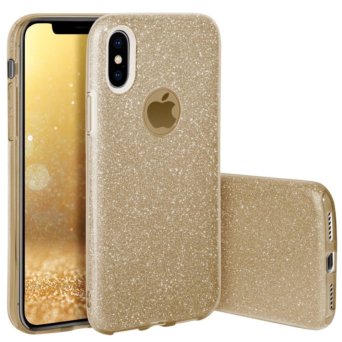 Pouzdro Blink Case pro Samsung S6 G925 Edge - zlaté