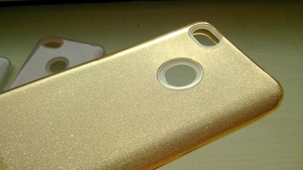 Pouzdro Blink Case pro Xiaomi Redmi Note 5A zlaté