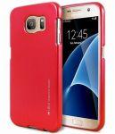 Pouzdro Goospery Mercury Jelly na Huawei P20 Pro - červené