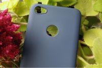Pouzdro Jelly Case na Xiaomi Redmi Note 5A - Matt - granátové