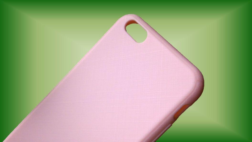 Pouzdro Mercury na iPhone 6 Plus - Style Lux - růžové