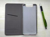 Pouzdro Sligo Smart na Samsung A80 / A90 Power Magnet - zlaté Sligo Case