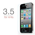 Sklo Premium Tempered Glass pro iPhone 4 / 4S - čiré