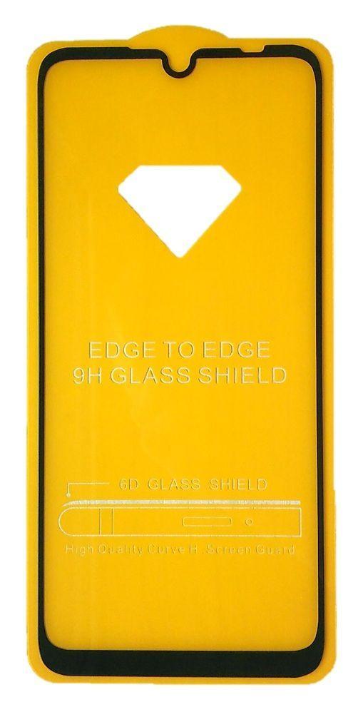Unipha 9D tvrzené sklo pro Samsung A80 - 5907551301745 - černé