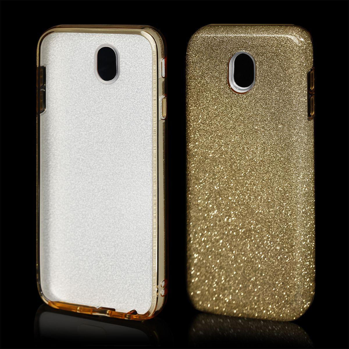 Pouzdro Blink Case pro Samsung J330 J3 2017 - zlaté