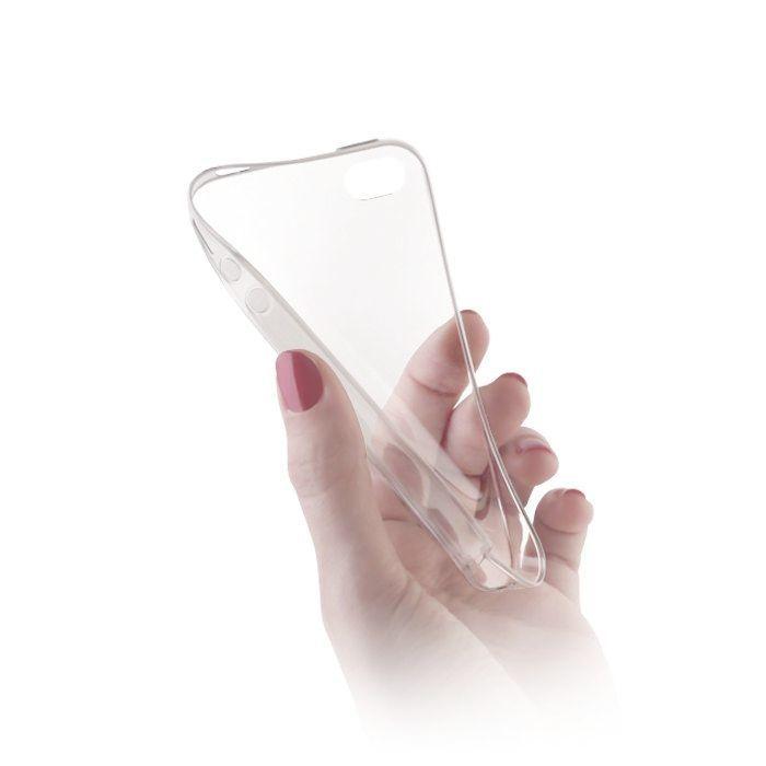 Jelly Case Huawei P Smart Pro 2019 - čiré - 1mm