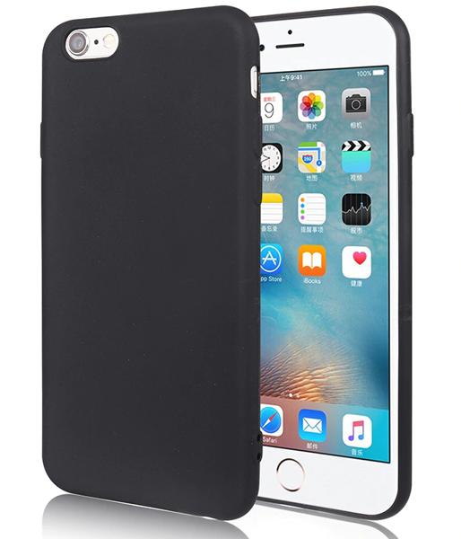 Jelly Case na Xiaomi Redmi Note 8 PRO - Matt - černé