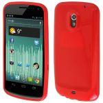 Jelly Case Samsung S6810 Fame - červené