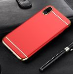 Mocolo pouzdro na Xiaomi MI 5X / A1 - Luxury - červené