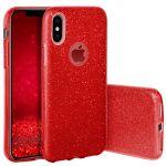 Pouzdro Blink Case pro LG Q7 - červené
