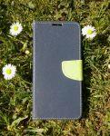Pouzdro Fancy Case na Samsung A20 / A30 - granátové