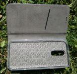 Pouzdro Sligo Smart na LG K40 - Sempre - černé Sligo Case