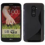 S Case Samsung i9100 Galaxy S II - černé
