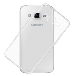 Pouzdro Jelly Case na Samsung Galaxy J6 Plus - 0,3mm - čiré