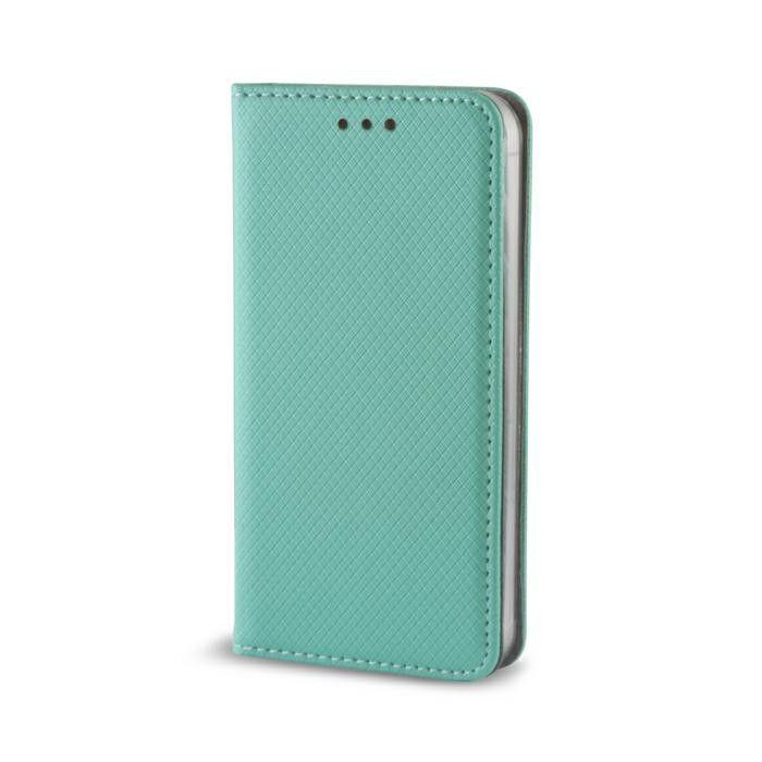 Pouzdro Sligo Smart na Xiaomi Redmi Note 9 - Power Magnet - tyrkysové Sligo Case