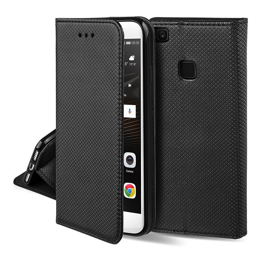 Pouzdro Sligo Smart na Huawei Mate 30 Lite - Power Magnet - černé Sligo Case