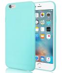 Pouzdro Jelly Case na iPhone X / XS - Matt - mátové