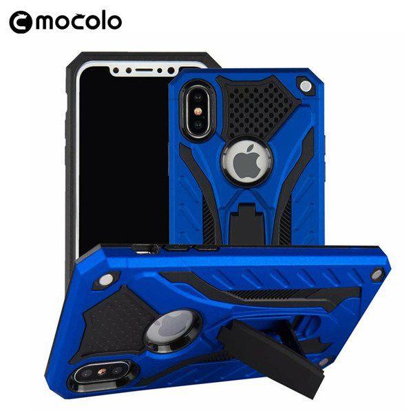 Mocolo pouzdro na Huawei P20 - Onyx Defence - modré