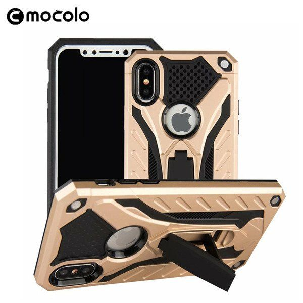 Mocolo pouzdro na Iphone 7 / 8 Plus - Onyx Defence - zlaté