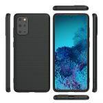 Jelly Case Samsung A41 - Air - černé