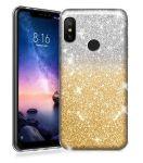 Blink Case pro Samsung Galaxy A7 A750 2018 - ombre - zlaté