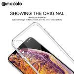 Mocolo pouzdro na Huawei Honor 10 - Crystal - čiré