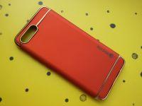 Mocolo pouzdro na Huawei Honor 10 - Luxury - červené