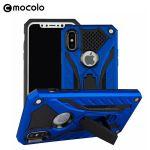Mocolo pouzdro na iPhone X / XS - Onyx Defence - modré