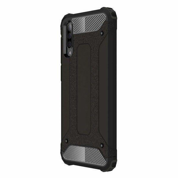 Pouzdro Armor na Samsung A40 A405 - Hybrid - černé Armor Case