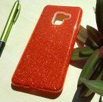 Pouzdro Blink Case pro Samsung A5 / A8 2018 - červené