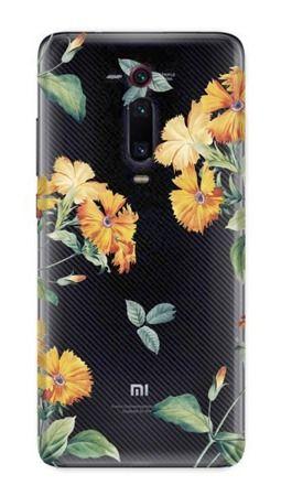 Pouzdro Casegadget pro LG K10 2018 / K11 - luční květy - čiré