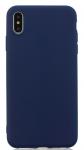 Pouzdro Jelly Case na Huawei Honor 10 - Matt - granátové