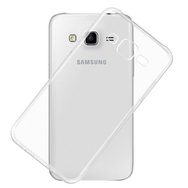 Pouzdro Jelly Case na Samsung M21 - čiré
