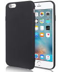 Pouzdro Jelly Case na Samsung A41 - Matt - černé
