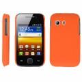 Ego Mobile pouzdro na Samsung S7562 Galaxy S Duos - Coby - oranžové