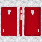 Ego Mobile pouzdro na Samsung i9060 Grand Neo - Coby - červené