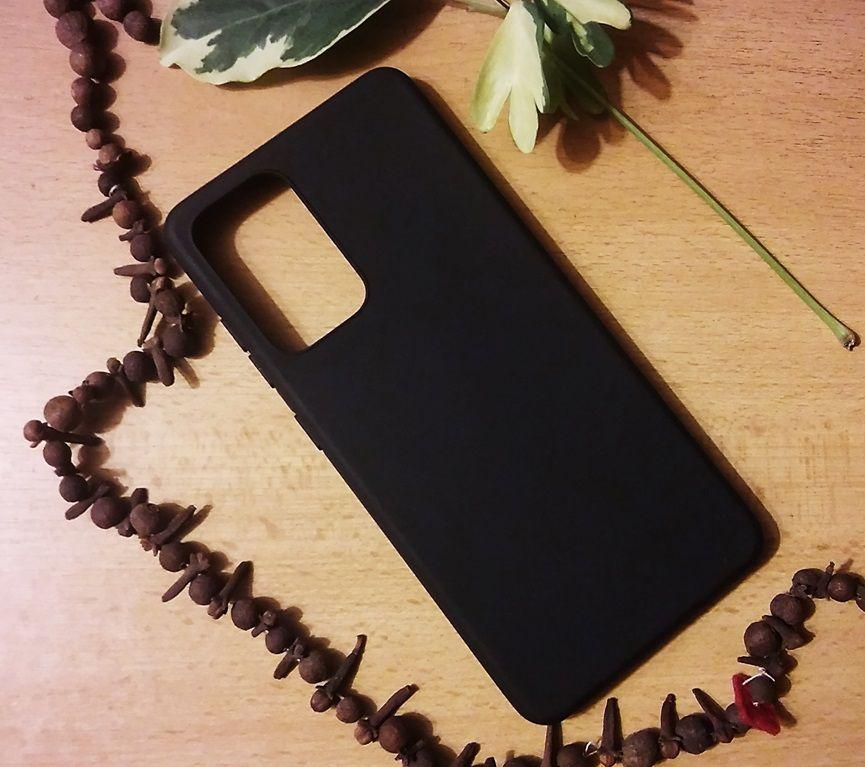 Jelly Case na Samsung Galaxy A52 - Matt - černé
