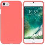 Pouzdro Goospery Mercury Soft na Xiaomi Pocophone F1 - růžové