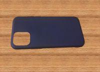 """Pouzdro Jelly Case iPhone 11 PRO 5,8"""" - Matt - granátové"""