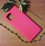 Pouzdro Jelly Case na Samsung A42 5G - Silicon - růžové