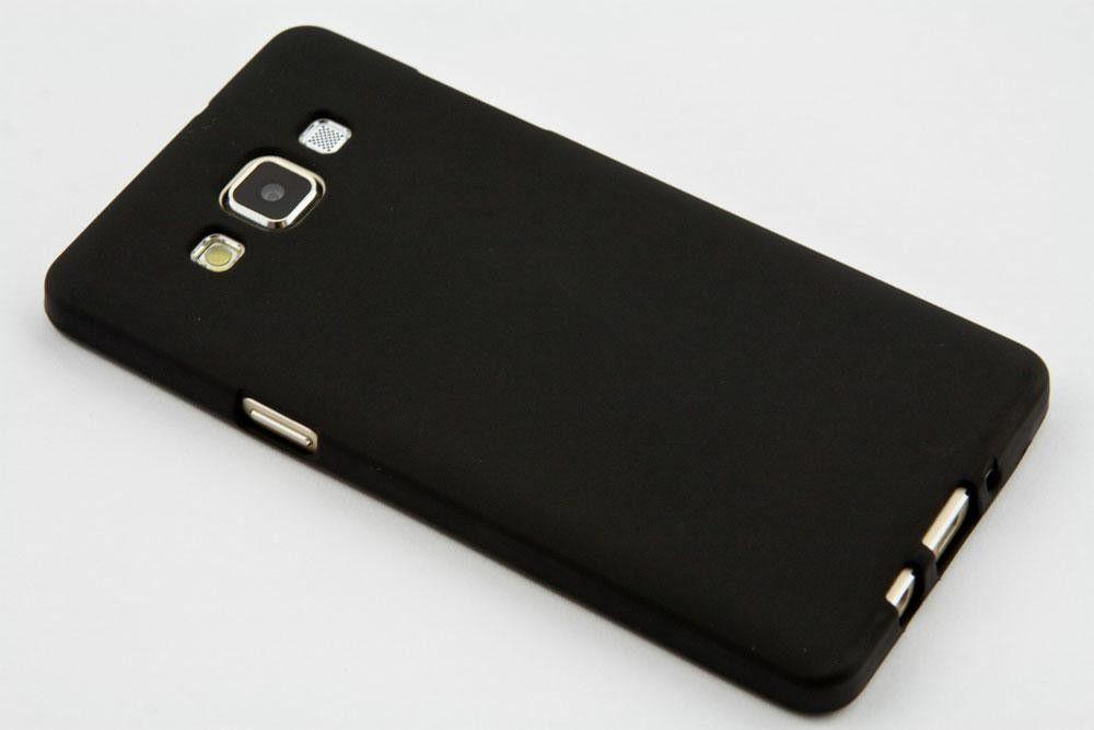 Pouzdro Jelly Case na Samsung J5 J530 2017 - Matt - černé